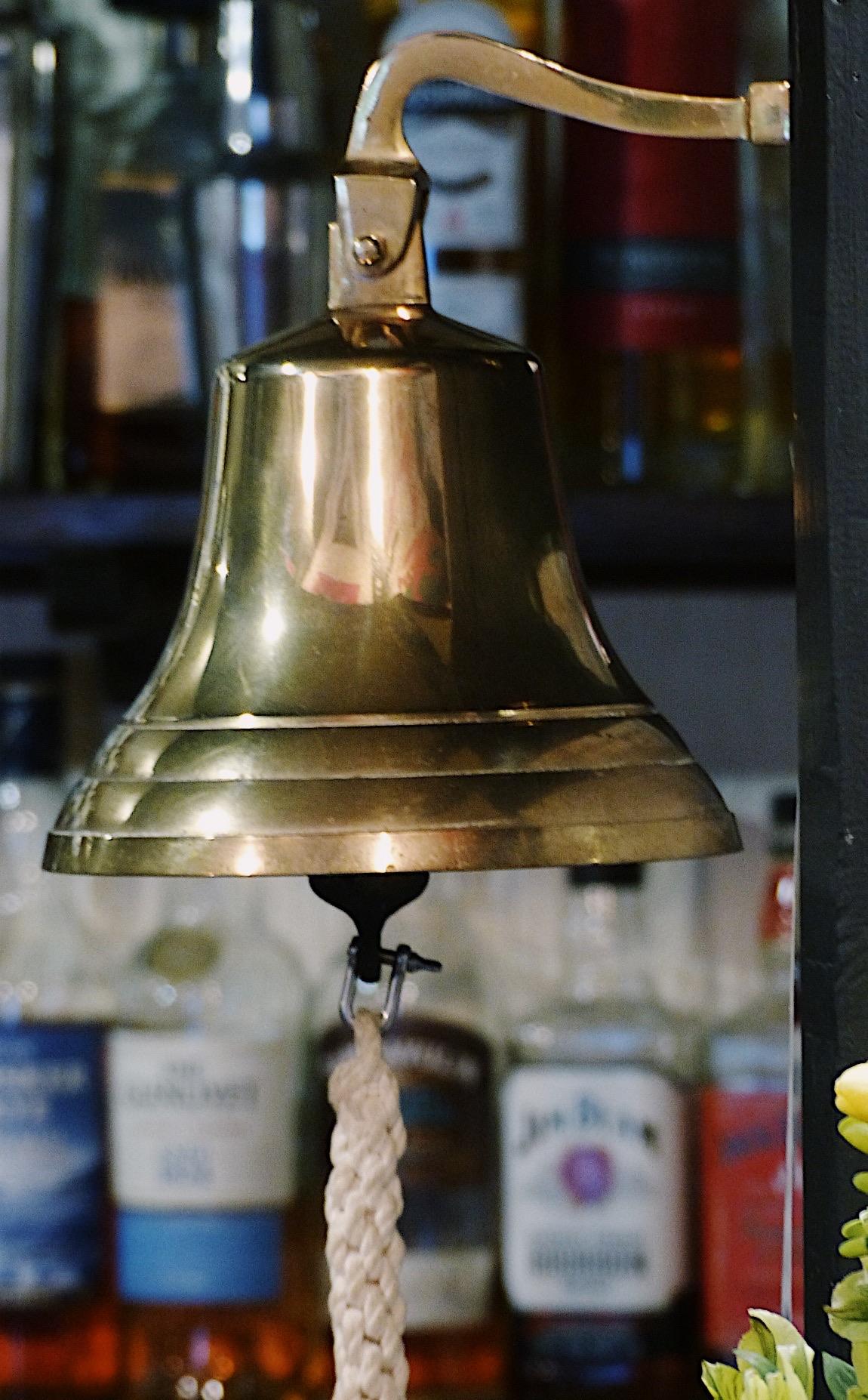 Bar Bell Angel Inn Grosmont