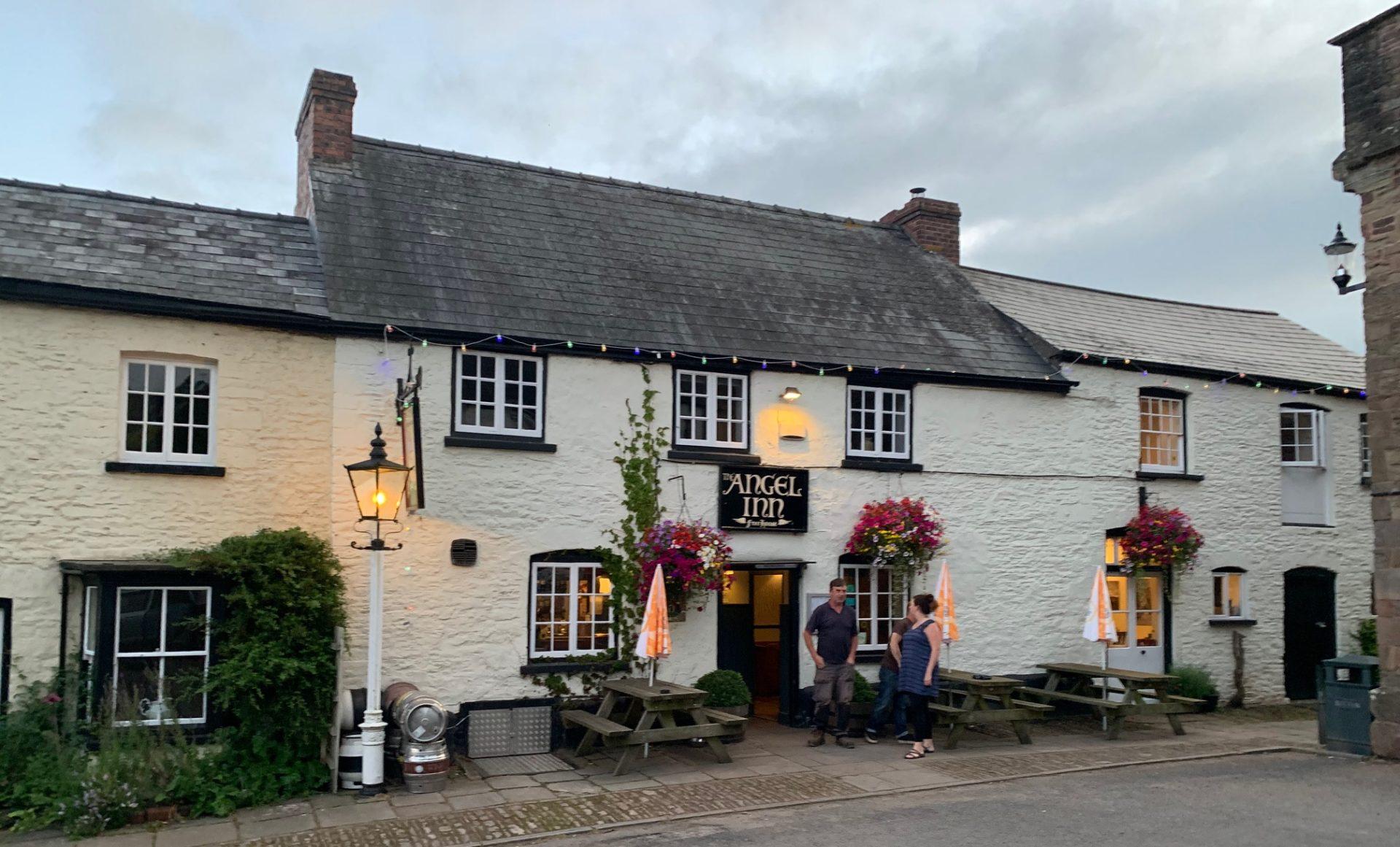 The Angel Inn at Grosmont